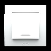 Выключатель одноклавишный EL-BI Neo 513-000200-200