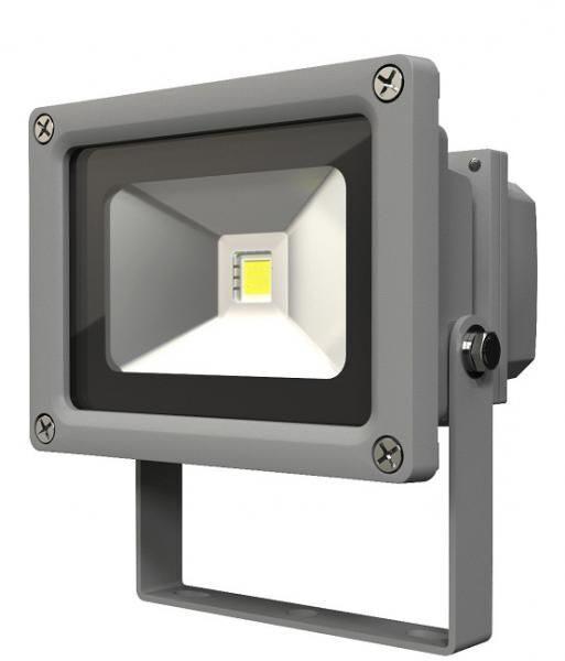 Купить уличный светодиодный прожектор в леруа мерлен